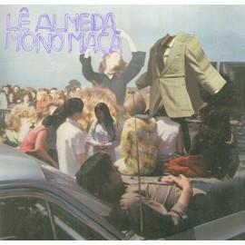 "LE ALMEIDA : 3""CD Mono Maçã"