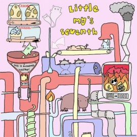 LITTLE MY : Little My's Seventh
