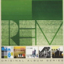 R.E.M. : CDx5 Original Album Series