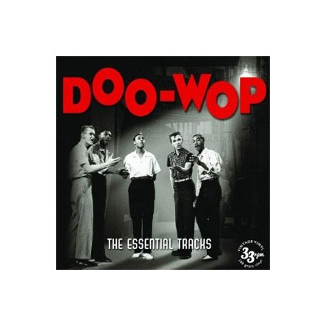 VARIOUS : LPx2 Doo-Wop The Essential Tracks
