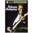 HALLYDAY Johnny : DVD+2CD Live At Montreux 1988
