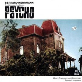 HERRMANN Bernard : LP Psycho