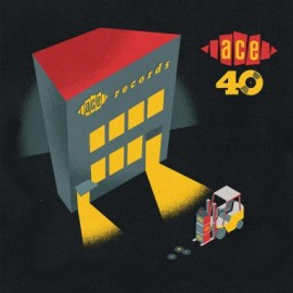 "VARIOUS : 7""EPx7 Ace Records 40th Anniversary"