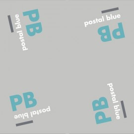 SPLIT PALE SUNDAY / POSTAL BLUE