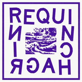 """REQUIN CHAGRIN : 10""""LP Requin Chagrin"""