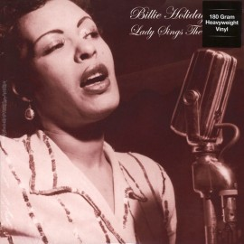 HOLIDAY Billie : LP Lady Sings The Blues