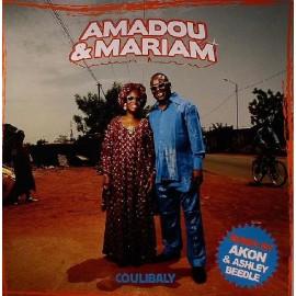 "AMADOU & MARIAM : 12""EP Coulibaly"