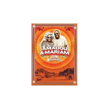 AMADOU & MARIAM : CD+DVD Paris Bamako