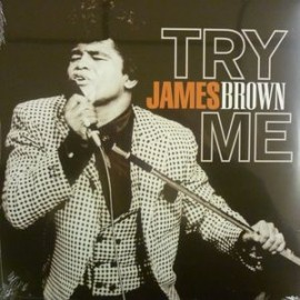 JAMES BROWN : LP Try Me