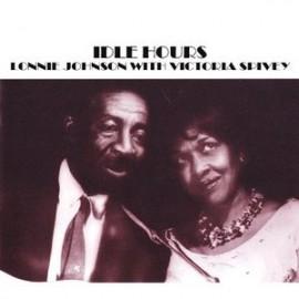 JOHNSON Lonnie & SPIVEY Victoria : LP Idle Hours