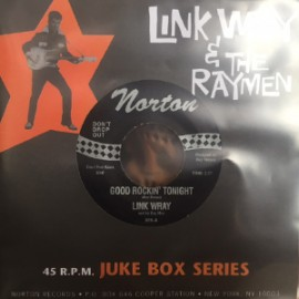 LINK WRAY & THE RAYMEN : Good Rockin' Tonight