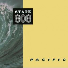 "808 STATE : 12""EP Pacific"