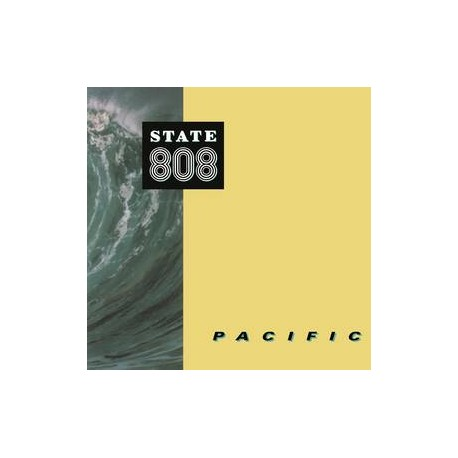 """808 STATE : 12""""EP Pacific"""
