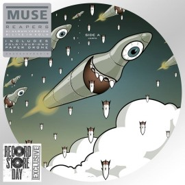 "MUSE : 7""EP Picture Reapers"