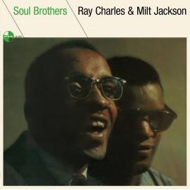 CHARLES Ray & JACKSON Milt : LP Soul Brothers