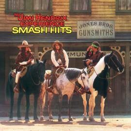 JIMI HENDRIX EXPERIENCE (the) : LP Smash Hits