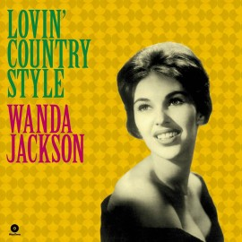 JACKSON Wanda : LP Lovin' Country Style