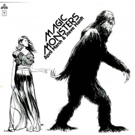 APRIL MARCH AND STEVE HANFTE : Magic Monsters