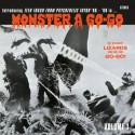 VARIOUS : LP Monster a Go-Go Volume 1