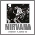 "NIRVANA : 12""EP Live On Kaos-FM, Seattle - 1987"