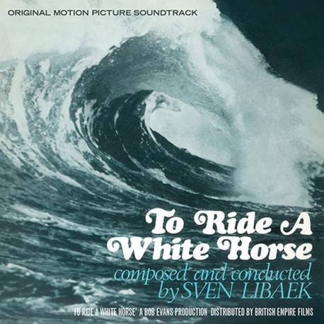 SVEN LIBAEK : LP To Ride A White Horse