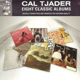 CAL TJADER : CDx4 Eight Classic Albums