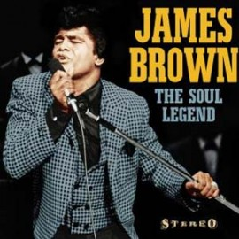 JAMES BROWN : CDx5 The Soul Legend