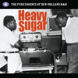 VARIOUS : LPx2 Heavy Sugar : The Pure Essence Of New Orleans R & B