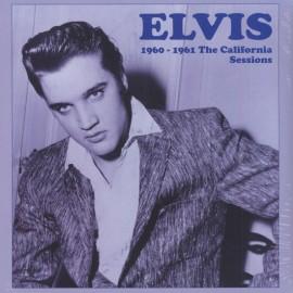 PRESLEY Elvis : LP 1960-1961 The California Sessions