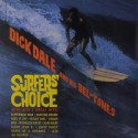 DICK DALE AND HIS DEL-TONES : LP Surfers' Choice