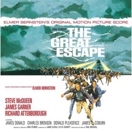 BERNSTEIN Elmer : LP The Great Escape