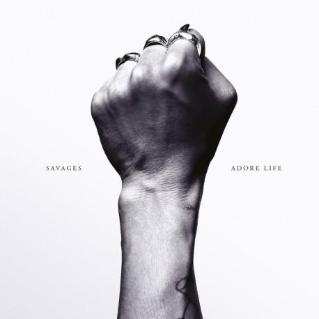 SAVAGES : LP Adore Life