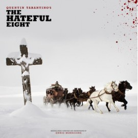 MORRICONE Ennio : LPx2 Quentin Tarantino's The Hateful Eight