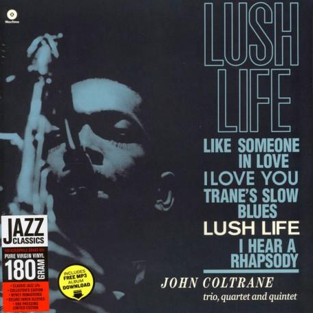 COLTRANE John : LP Lush Life