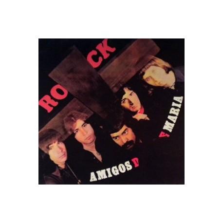 LOS AMIGOS DE MARIA : LP Rock