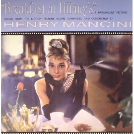 MANCINI Henry : LP Breakfast At Tiffany's