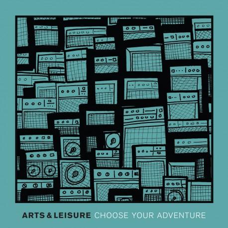 ARTS & LEISURE : LP Choose Your Adventure