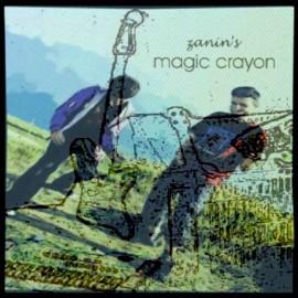 ZANIN'S MAGIC CRAYON : CDR Zanin's Magic Crayon