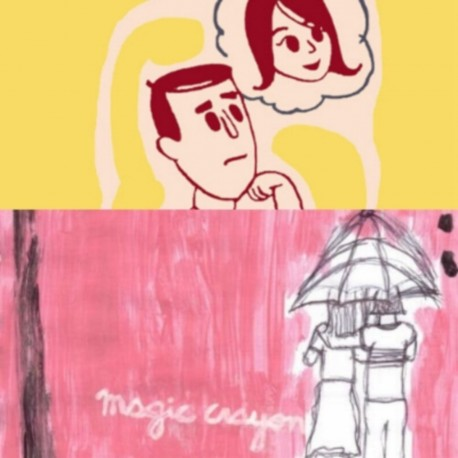 MAGIC CRAYON : CDREP Whatever You Say Is A Lie