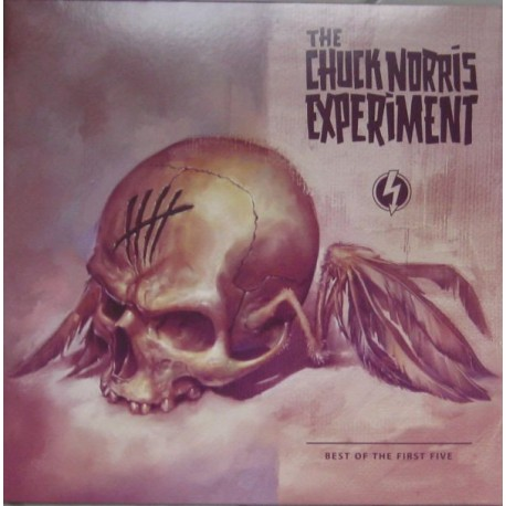 CHUCK NORRIS EXPERIMENT (the) : LP Best Of The First Fived