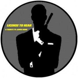 TRIBUTE TO JAMES BOND : LP License To Hear