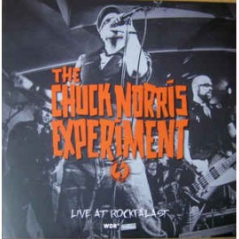 CHUCK NORRIS EXPERIMENT (the) : LP Live At Rockpalast