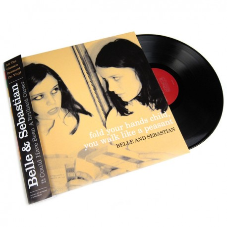 BELLE AND SEBASTIAN : LP Fold Your Hands Child, You Walk Like A Peasant