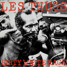 """THUGS (les) : 12""""EP Dirty White Trace"""