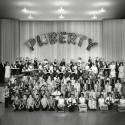 PUBERTY : LP S/T