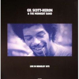 SCOTT-HERON Gil : LP Live In Berkeley 78