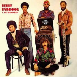 HANCOCK Herbie : LP Live Boston 1973
