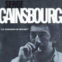 GAINSBOURG Serge : LP  La Chanson De Prévert