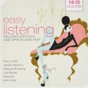 VARIOUS : CDx10 Easy Listening : Relaxed Exotica And Space-Age-Pop