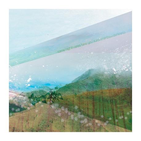 VAMPILLIA : LP Some Nightmares Take You Aurora Rainbow Darkness